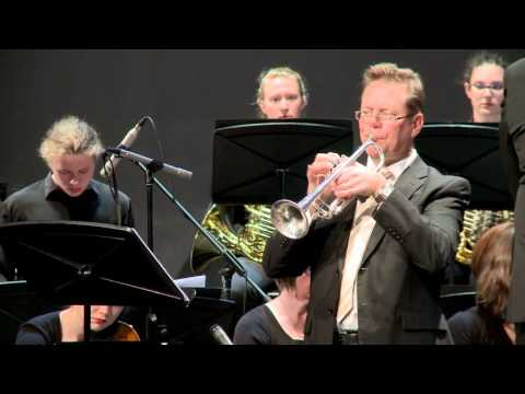 Wolfe Trumpet Concerto: Anthony Heinrichs and Symphony Central Coast
