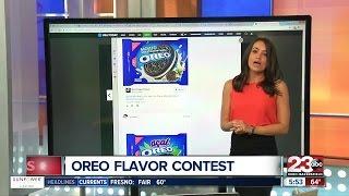 Oreo flavor contest