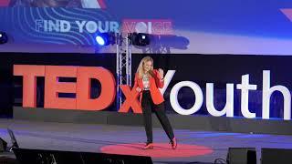 Caută-ți modul tău de a fi | Ruxandra Mercea | TEDxYouth@Cluj