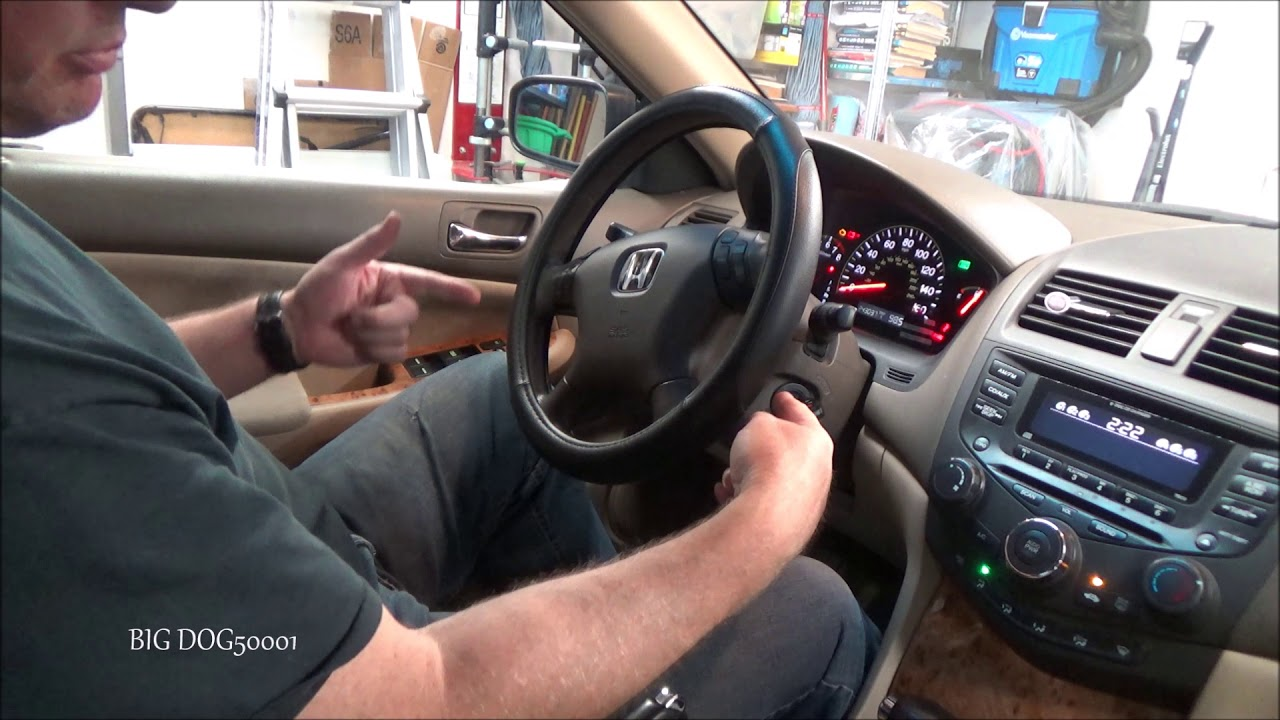 How To Program Honda Remote Key FOB Transmitter Without a Scan Tool