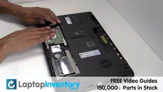 acer aspire 7736 5536 hard drive replacement install or upgrade guide   hd