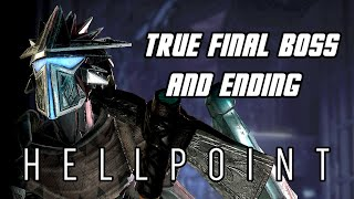 HELLPOINT - True Final Boss & ENDING 3 (PC)