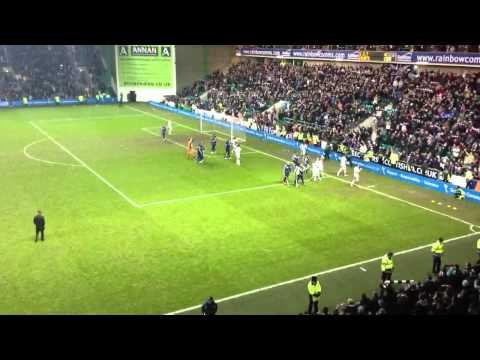 Hearts song at Easter road