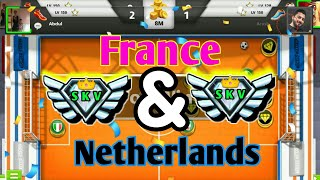 France🗼Netherlands💪What A GREAT GOALS AMAZING INSANE GAME SOCCER STARS TIPS AND SKILLS👍✅_Full HD
