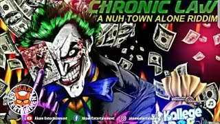 Chronic Law - No Joke [Anuh Town Alone Riddim] January 2019
