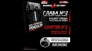 """""""Non-compromised Pendulum"""". Chapter №2 «The model """"I want - I don't want"""". Dead-lock model»"""