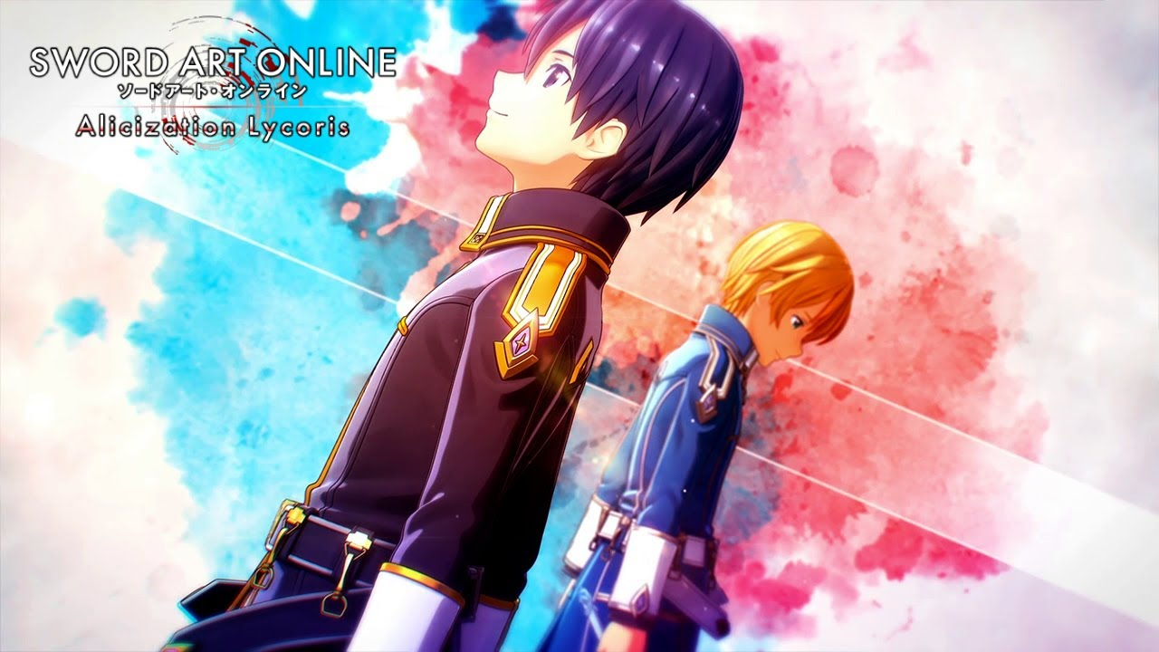 SWORD ART ONLINE Alicization Lycoris - Opening Movie - PS4/XB1/PC
