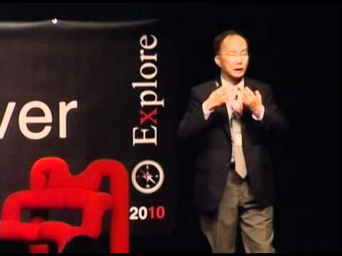 TEDxPearlRiver - William Mak - Biotech mobile lab bus for children and outreach