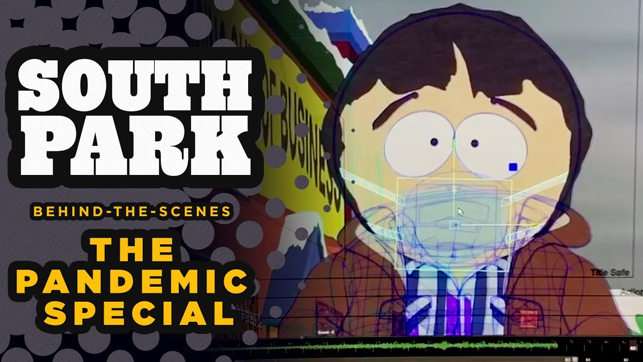 """Download Making of """"The Pandemic Special"""" - SOUTH PARK"""