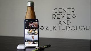 Gambar cover Centr - By Chris Hemsworth | Review and Walkthrough