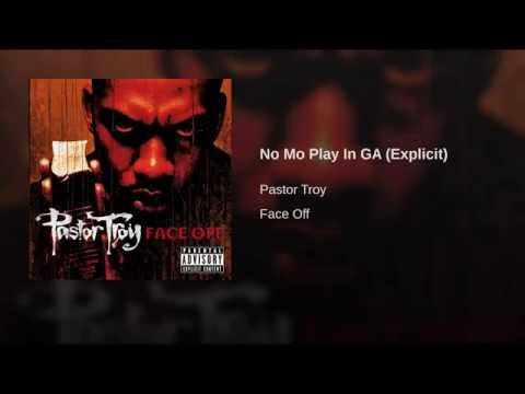 No Mo Play In GA (Explicit)