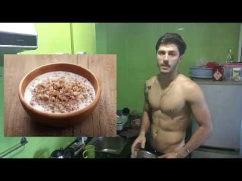 Гречка с кефиром без варки, рецепт для здоровья или диета