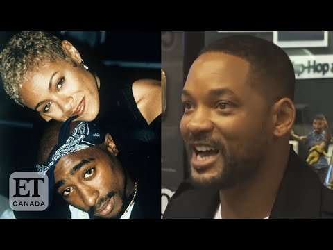 DJ MK - WILL SMITH ADMITS TO BEING JEALOUS OF JADA 'S RELATIONSHIP WITH 2PAC!