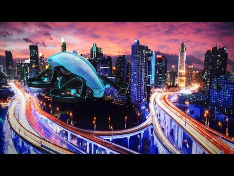 Cartivator Toyota SkyDrive flying car