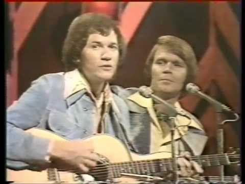DAVID GATES & GLEN CAMPBELL  ( MEDLEY )