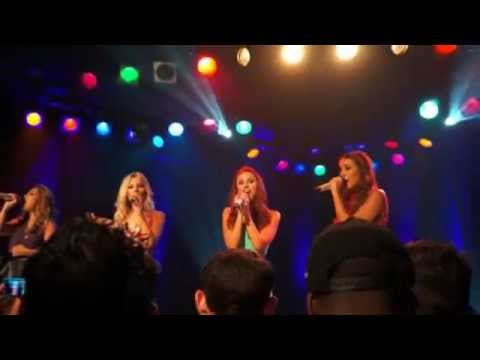 """The Saturdays """"My Heart Takes Over"""" the Roxy Theatre"""