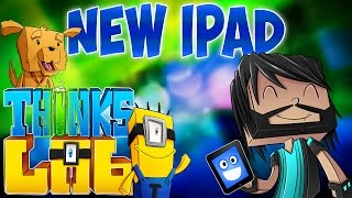 I BROKE MY IPAD!!   Think's Lab Minecraft Mods [Minecraft Roleplay]