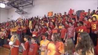 "Edison Middle School - ""Be True to Your School"" Macy"