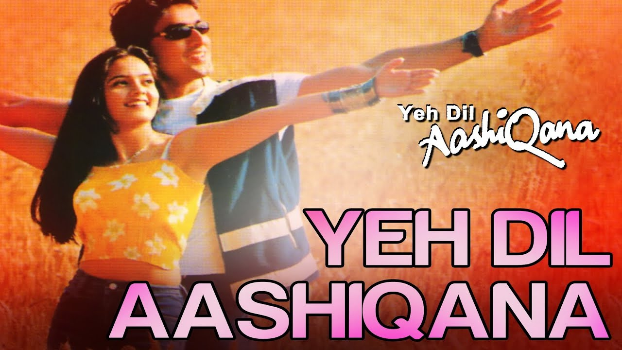 Yeh Dil Aashiqana - Video Song   Yeh Dil Aashiqana   Karan Nath & Jividha   Kumar Sanu & Alka Yagnik
