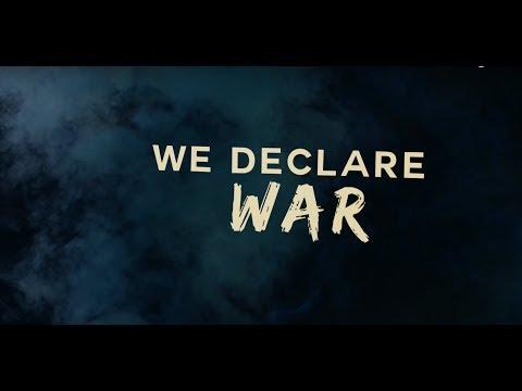 We Declare War (Lyric Video) || Rebecca Aladiran || We Declare War