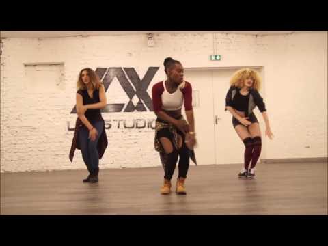 Wande Coal Baby Hello   Afro'Dancehall Choreo by M