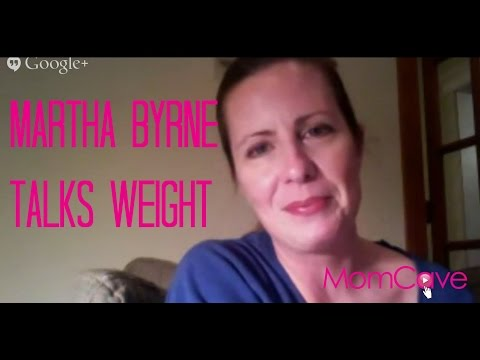 Weight  As the World Turns Martha Byrne  MomCave LIVE  Ep 29  Miraclesuit!