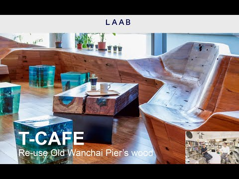 LAAB - Design and Build Architect (T-Cafe, Harbour Kiosk)