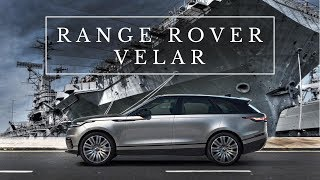 НОВЫЙ RANGE ROVER VELAR FIRST EDITION - Mayorcars автомобильное агентство