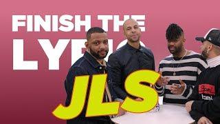 JLS Covers The Saturdays, Rihanna & More   Finish The Lyric   Capital