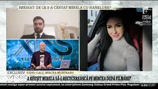 Ispita Mircea de la Insula Iubirii Nu vreau o relatie cu Mirela