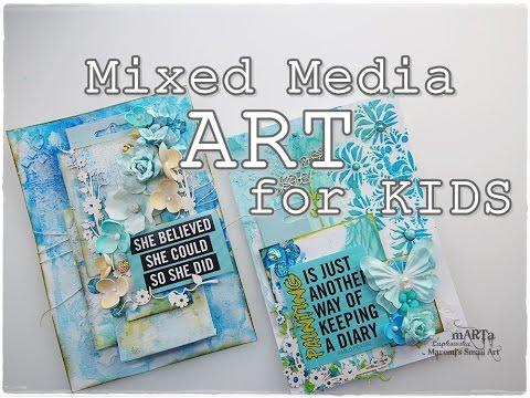 Arts & Crafts Time - creative with KIDS ♡ Maremi's Small Art