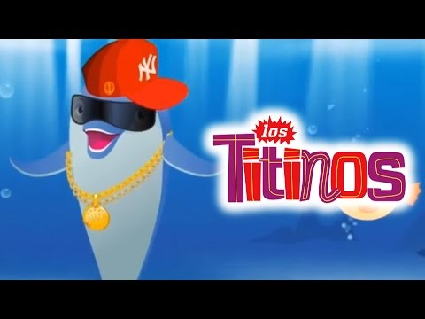 Los Titinos - Mark El Delfin Canción Animada