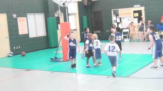 team avengers vs team pw02 i9 sports basketball league 4 6 yr old division the woodlands recre