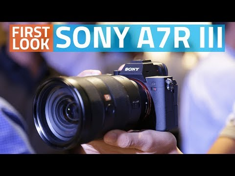 Sony A7R III Camera First Look | Features, Specifications, Price in India, and More