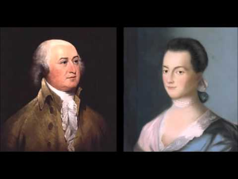 what was john and abigail adams relationship like