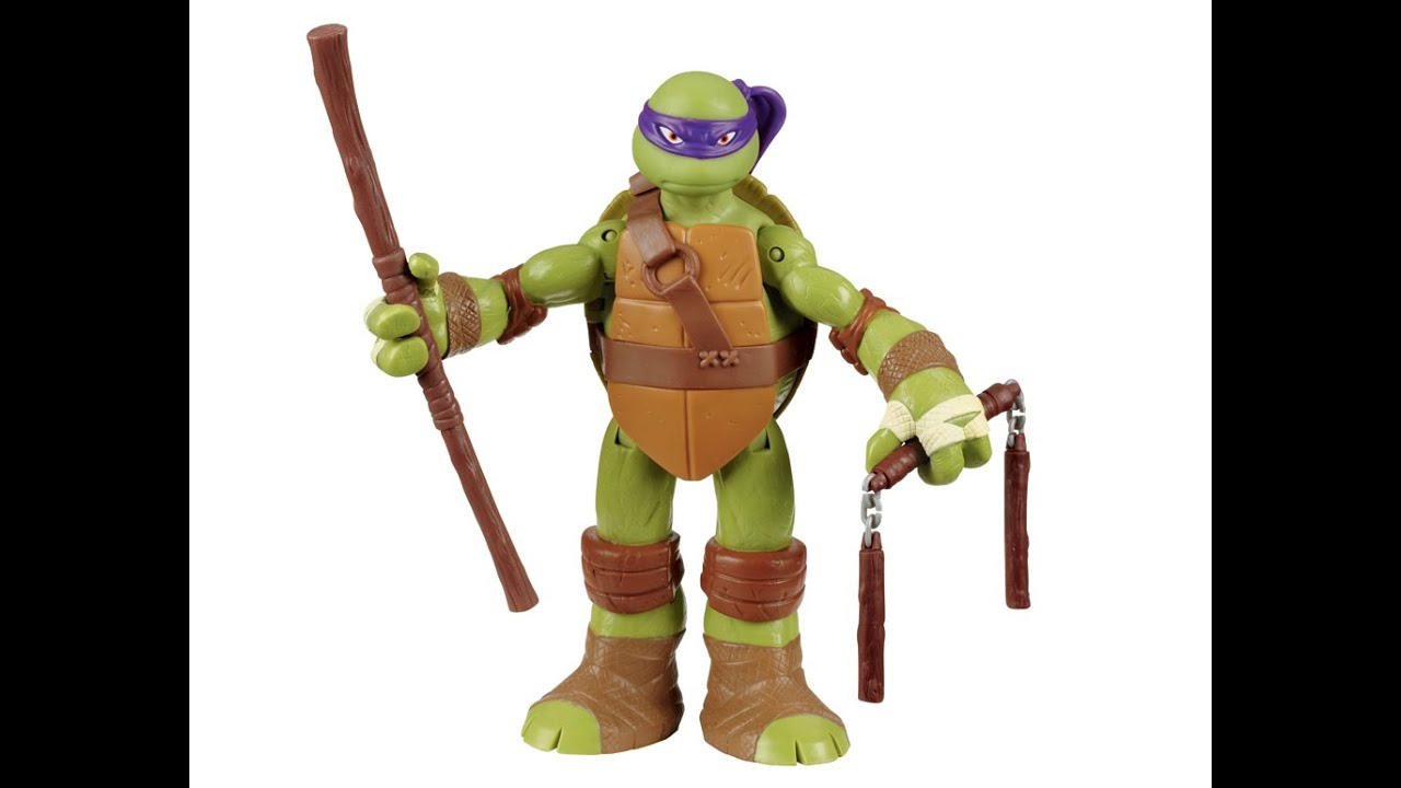 Tortues ninja jeunes mutants donatello figurines jouets - Tortues ninja donatello ...