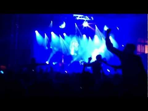 Take Over The World - Courteeners LIVE Blackpool - March 2013
