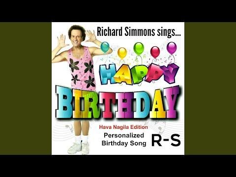 Happy Birthday Richard