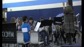 Hard Rock Blues John Higgins performed by WACO 5th Grade Band