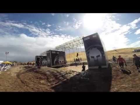 Spartan Race Super Sacramento 2014 (All Obstacles)