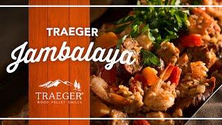 Flavorful Cajun Jambalaya By Traeger Grills