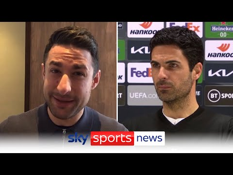 [David Ornstein] Arsenal hierarchy think that Arteta is part of the solution and not part of the problem. In their view, it would be fair on Arteta to allow him the summer transfer window and longer to prove that he can be a success. His position is not under threat despite the intense pressure.