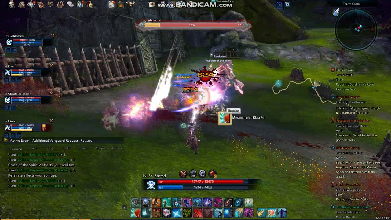 Tera Gameplay