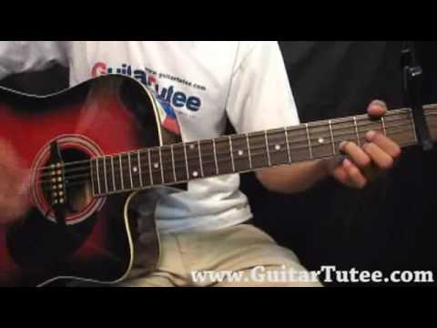 Justin Bieber Feat. Ludacris - Baby, by www.GuitarTutee
