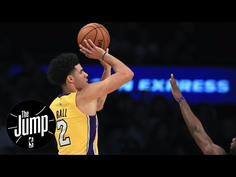 Stephen Jackson isn't worried about Lonzo Ball's shooting struggles   The Jump   ESPN