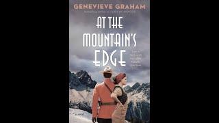 At the Mountain's Edge - book trailer