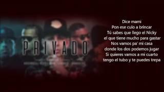 Privado Letra Rvssian ft Nicky Jam, Farruko, Arcangel, Konshens.mp3