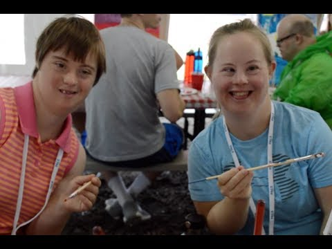 Camp PALS Maine 2017: Art Day and Karaoke