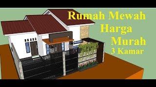 Desain Rumah Minimalis Sederhana 9x10 M 3 Kamar Terbaru