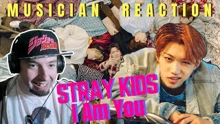 MUSICIAN REACTS | STRAY KIDS